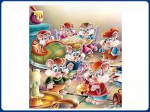 Fábula del congreso de los ratones